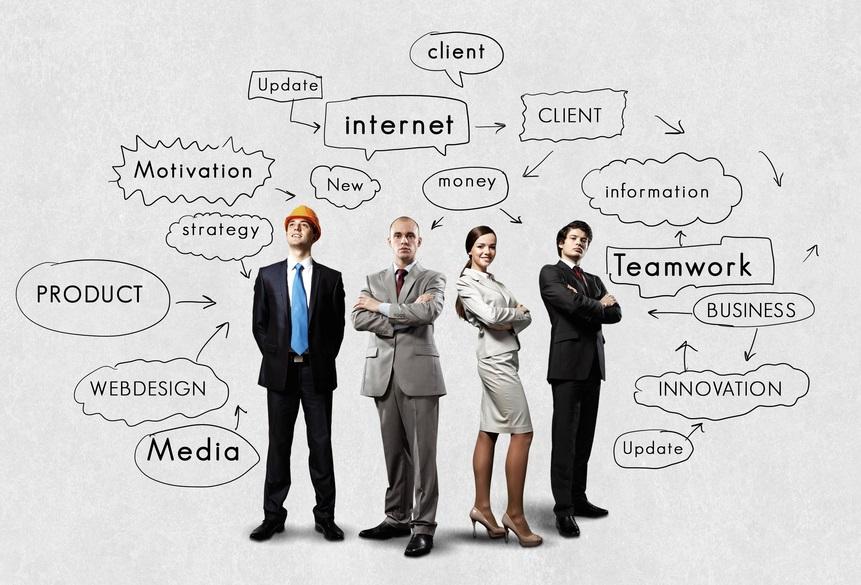 Servicios de consultoría y mentoring estrategía de negocio para PYMES startups empresas autónomos gestión de proyectos management social media formación